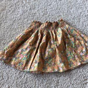 Bonpoint Girls Summer Skirt